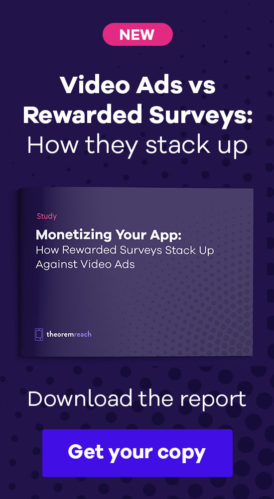 This is how to monetize your app with rewarded surveys