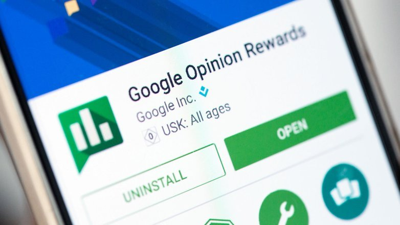 What is Google Opinion Rewards?